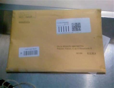 lettere raccomandate come compilare una raccomandata per l estero lettera43 it