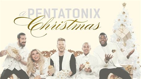 pentatonix christmas song video a pentatonix christmas song teasers tracklist youtube