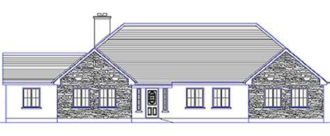 Riocht Bungalow House Plan Architectural Designed Bungalow House Plans Designs Ireland