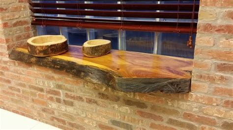 Wood Slab Bar Wood Slab Counter Tops Bar Tops Kitchen Islands And