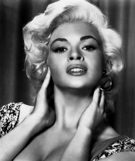 jane mansfield dazzling divas photo portret the sexy jayne mansfield part 2