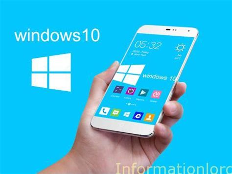 install windows 10 in android phone install windows 10 os on android smartphone news