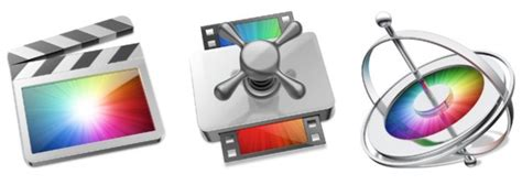 final cut pro rumors apple updates final cut pro compressor and motion with