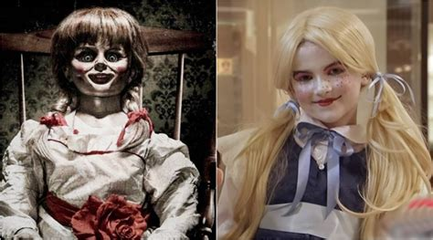 annabelle doll name after annabelle this creepy doll is scaring