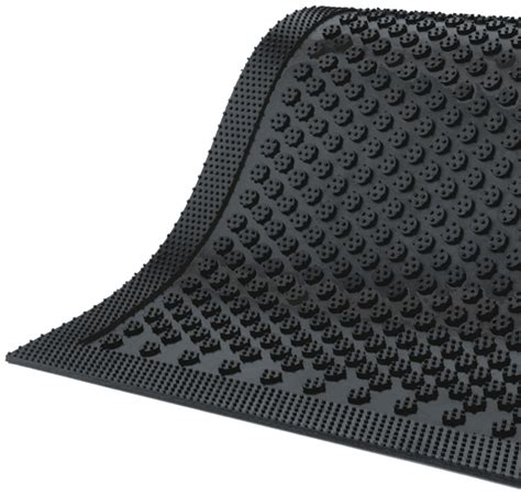 Safety Rubber Matting by Safety Scrape Mats Are Rubber Scraper Entrance Mats