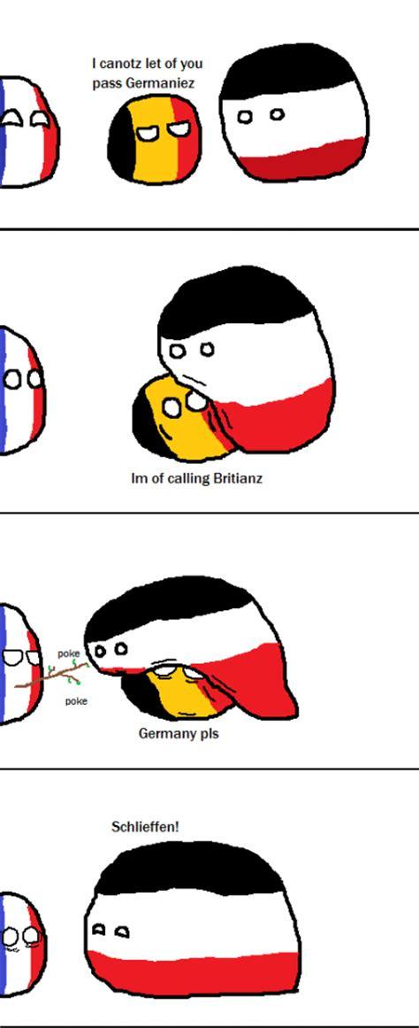 Belgium Meme - the rape of belgium polandball comics