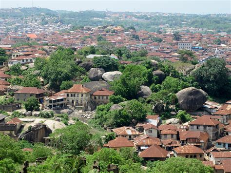 Houses For Narrow Lots A Daytrip To Abeokuta Hiraeth