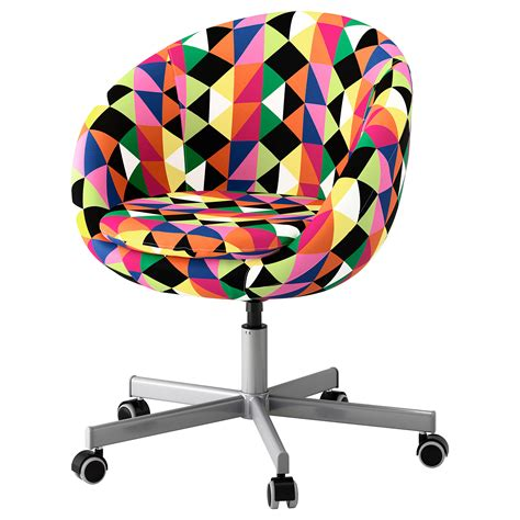 Skruvsta Swivel Chair Majviken Multicolour Ikea Skruvsta Swivel Chair