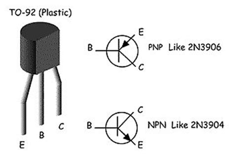 bjt transistor legs transistor basics bjts some parts and then some theory