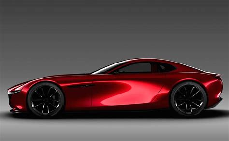 Mazda Rx Vision Concept Car by Mazda Rx Vision Concept Unveiled At Tokyo Motor Show