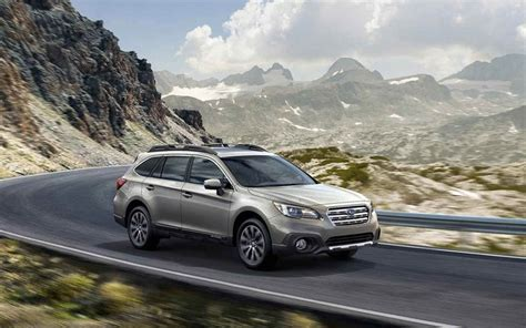 subaru outback 2018 2018 subaru outback turbo rumors changes and release date