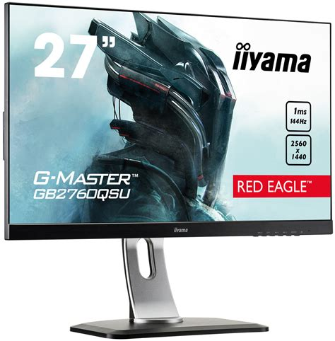 iiyama gaming monitore  master gbqsu  ghsu und ghsu notebookcheckcom news