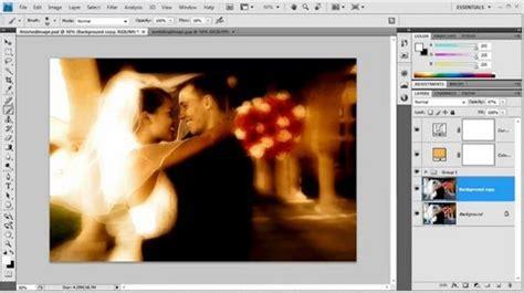 wedding photo edit photoshop tutorial in hindi hd soft focus wedding photo effect photoshop tutorial