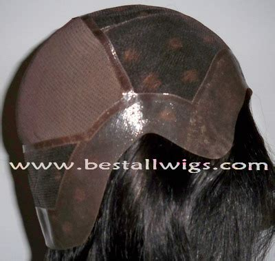 silk top thin skin shevy cap jewish wig kosher wigs view qing dao best all wigs manufactory hair extension