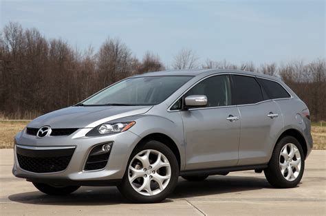 mazda cx 7 leaving the u s market after 2012 autoblog