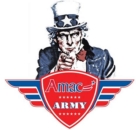 Amac Usa The Amac Army Amac The Association Of American