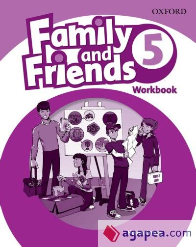 libro family and friends 5 family and friends 5 workbook oxford university press espa 209 a s a agapea libros urgentes