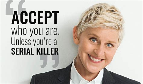 Ellen Degeneres Gets Medal Of Freedom  Of The Most