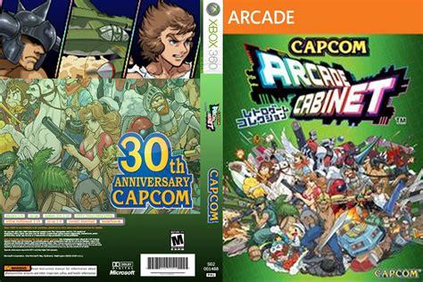 capcom arcade cabinet all in one pack capcom arcade cabinet all in one pack xbox 360 cabinets