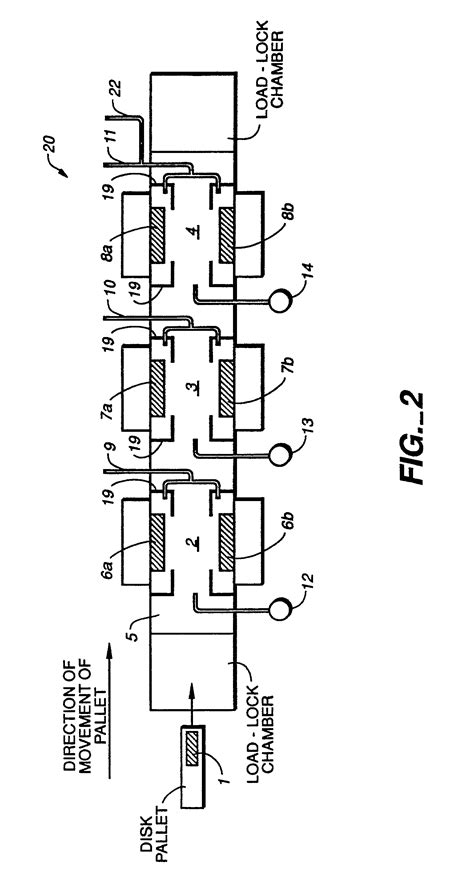diode sputtering patent ep0440259a2 method for sputtering a hydrogen doped carbon protective on a magnetic