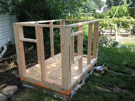 Monster Dog House 1 Foundation And Framing By Milbert