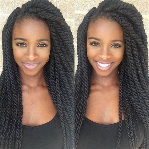 Hairstyles With Twists For Adults by 51 Twist Braids Hairstyles With Pictures