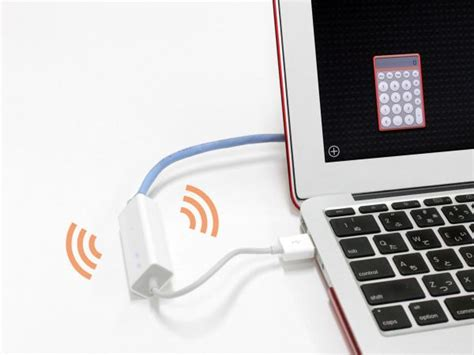 Cable Ethernet 20m 1299 usb lan wifi express adapter launcher wireless network