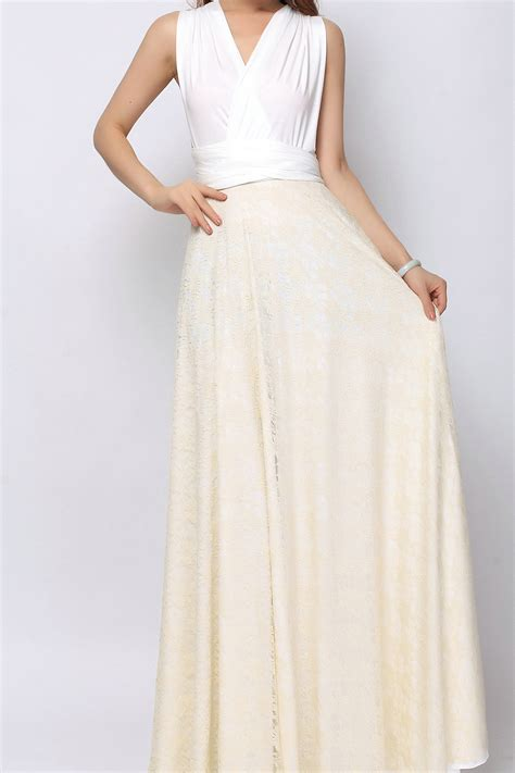 best ivory lace skirt photos 2017 blue maize