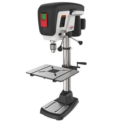 bench drill press reviews jet 174 jdp 15b benchtop 15 drill press rockler