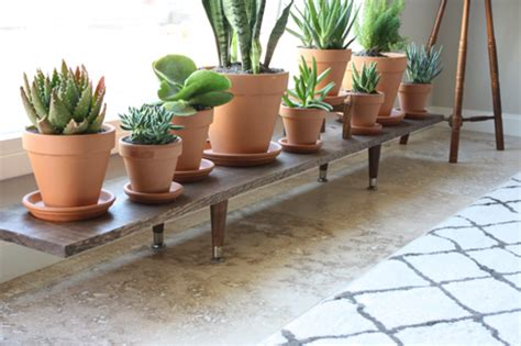 Enjoy it by elise blaha cripe diy wooden plant stand