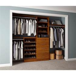 Pre Assembled Wardrobe Closets Home Decorators Collection Assembled Reach In 15 In D X