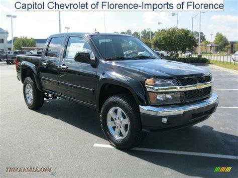 2011 chevrolet colorado crew cab 2011 chevrolet colorado lt crew cab in black 104318