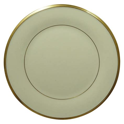 gold pattern trim lenox china pattern eternal gold trim salad plate from