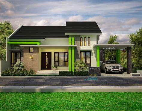 denah rumah minimalis  kamar tidur ukuran  jasa desain rumah