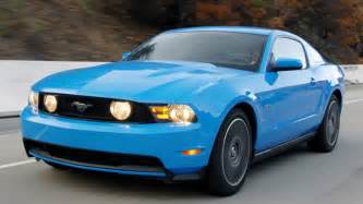 drive 2010 ford mustang gt autoblog