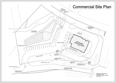 site plan exles site design consultants engineering services site plan