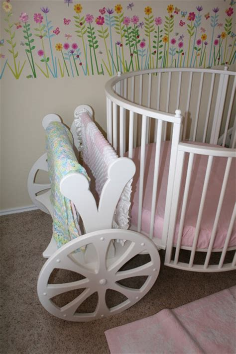 Carriage Baby Cribs Princess Carriage Crib Traditional Bedroom By Stoll Furniture Design