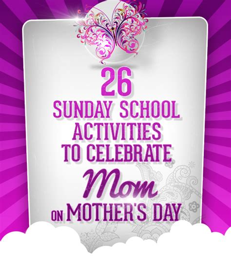day sunday school lessons mothers day bible lessons for childrens church