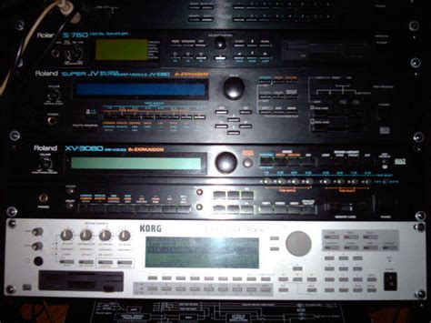 korg triton rack image 184774 audiofanzine