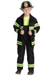 firefighter halloween costume toddler boys black fireman costume