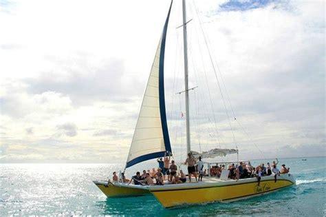 tiami catamaran barbados reviews turtle picture of tiami catamaran sailing cruises