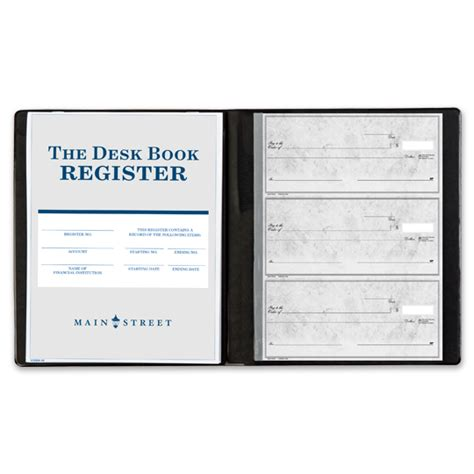 the desk book