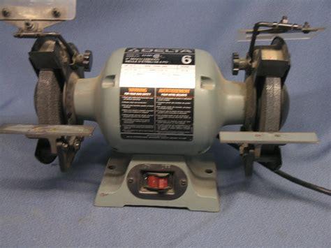 delta bench grinder parts delta 23 681 6 quot bench grinder dual ended allsold ca