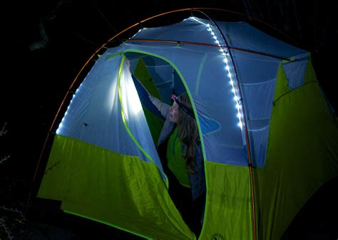 clip on light for tent review big agnes gilpin falls powerhouse 4 mtnglo lighted