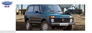 Lada Dealer Sales Of Lada 4x4 Tipped To Leap As Alternative To
