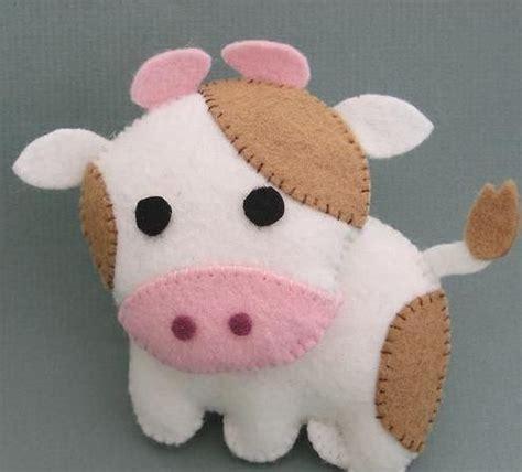 vacas en firltro moldes de vaquitas en fieltro o foamy03 quiet books