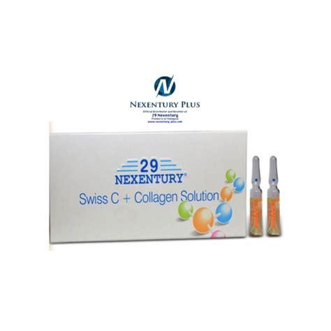 swiss c collagen solution