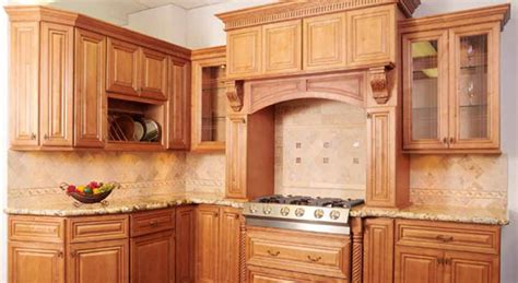 custom design of oak lowes kitchen cabinets ideas