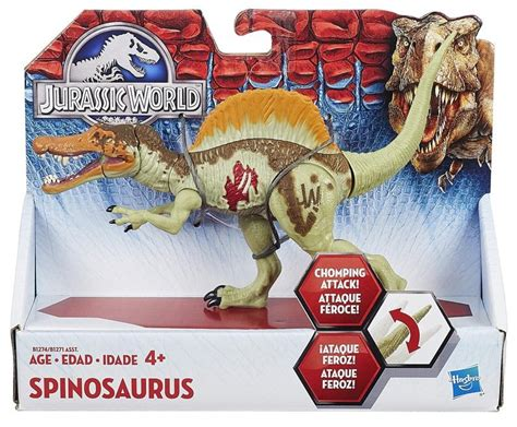 Jurassic World Toy Fair 2015 Loose And Boxed Images