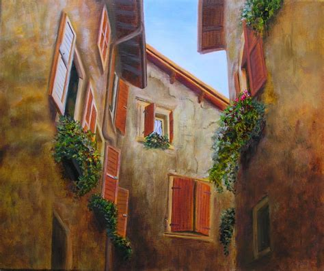 House Portrait Artist by House Portrait Painting Oil Painting Of Old Houses In